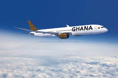 Boeing 787-9 pro nové státní aerolinky v Ghaně. Foto: Boeing