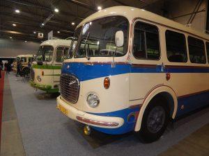 Autobusy Škoda 706 RTO na CzechBusu 2019. Autor: Zdopravy.cz/Jan Šindelář