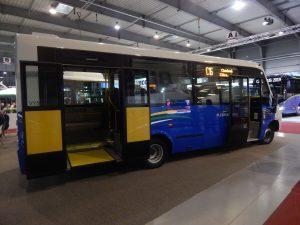 Minibus Dekstra/Iveco pro Plzeňský kraj. Autor: Zdopravy.cz/Jan Šindelář