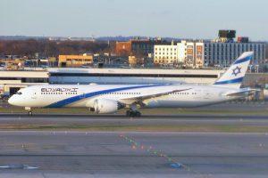 Boeing 787-9 společnosti El Al v Tel Avivu. Foto: Adam Moreira (AEMoreira042281) [CC BY-SA 4.0 (https://creativecommons.org/licenses/by-sa/4.0)]