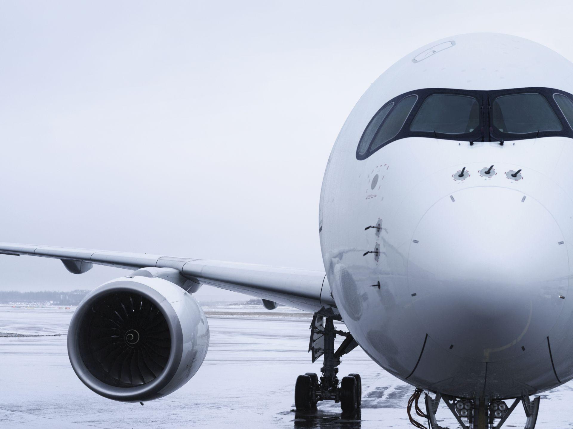 Finnair a jeho Airbus A350-900. Foto: Finnair