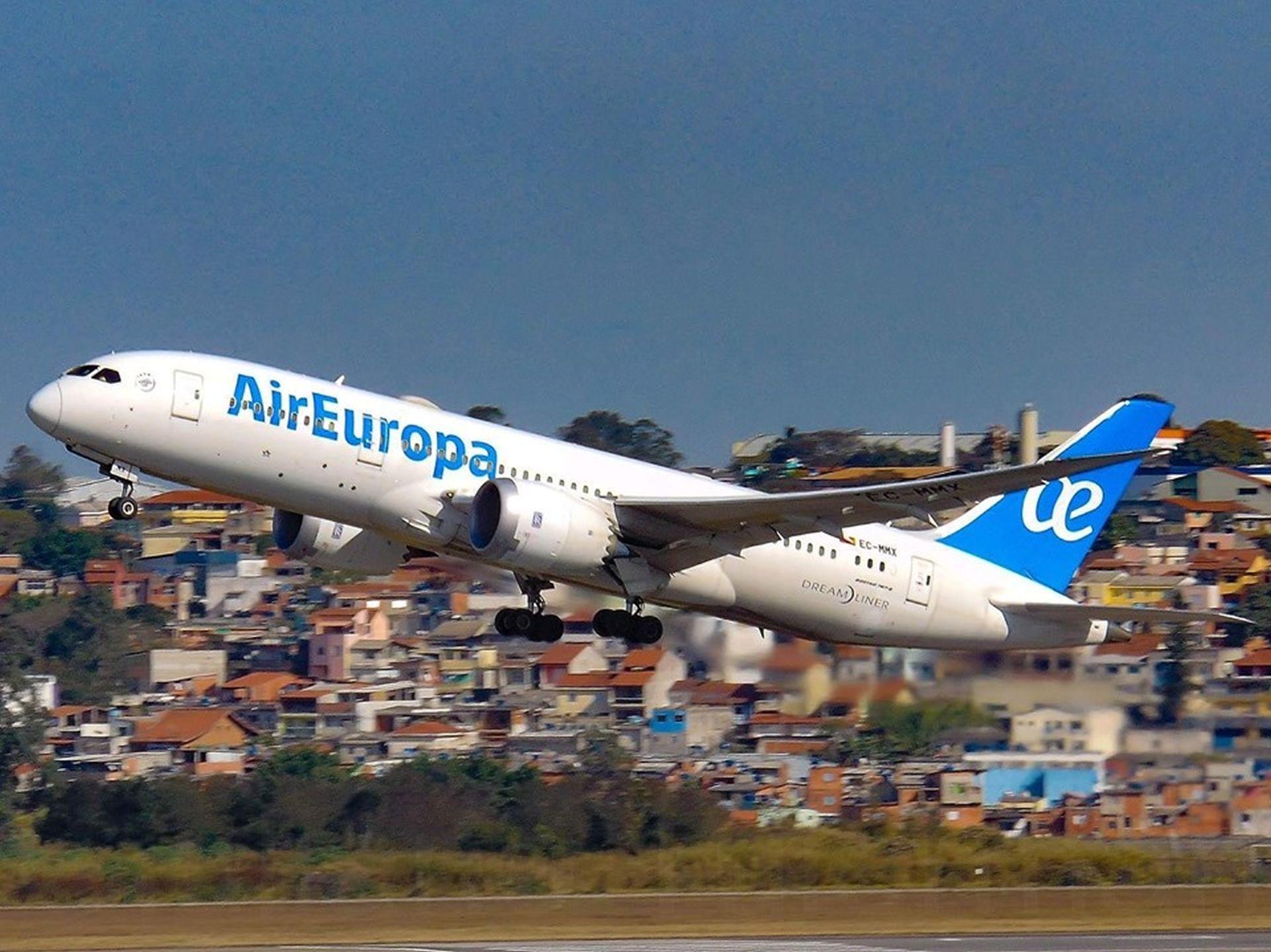Air Europa má ve flotile také 5 Boeingů 787-8. Foto: Air Europa