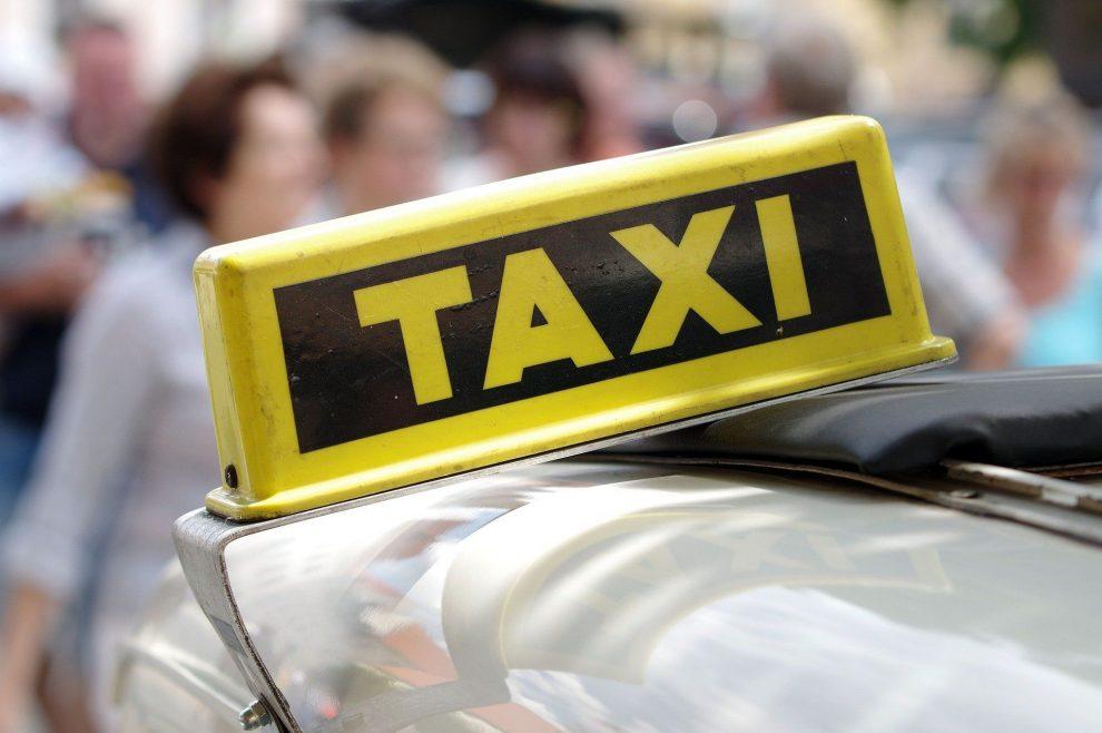 Taxi. Ilustrační foto: Pixabay.com