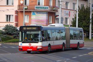 Irisbus Citybus v Praze. Foto: Michal Chrást