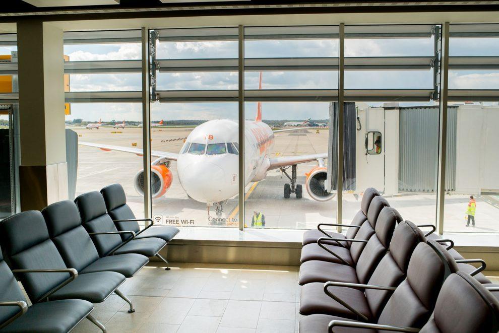 Letiště Gatwick. Foto: Gatwick Airport