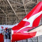 Posádka po příletu do Sydney. Foto: Qantas