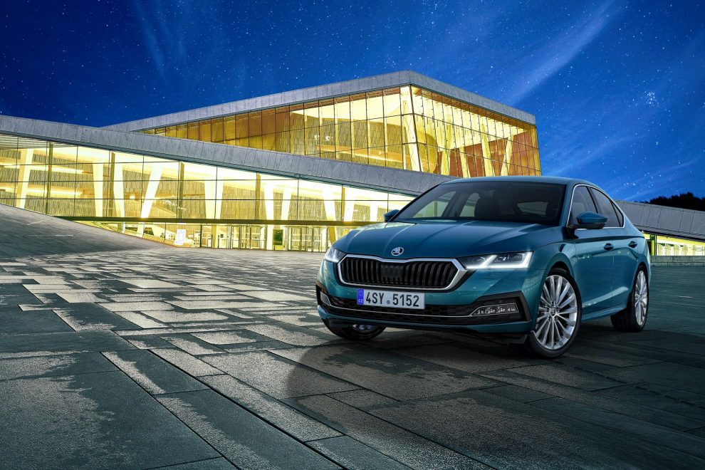 Nová Škoda Octavia, verze Liftback. Foto: Škoda Auto