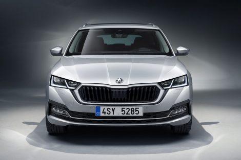 Škoda Octavia Combi. Foto: Škoda Auto