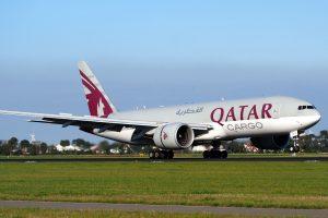 Boeing 777F společnosti Qatar Airways Cargo. Foto: Pixabay.com