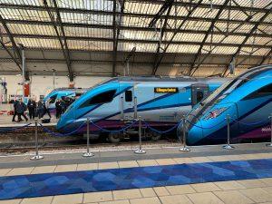 Nové jednotky Nova pro Transpennine Express. Foto: TPE
