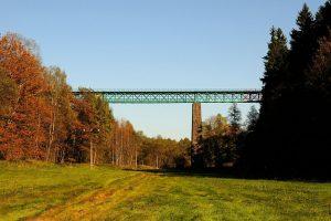Viadukt ve Vilémově. Foto: Děčínský deník