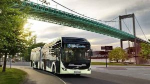 Autobus 7900 Volvo Electric. Foto: Volvo