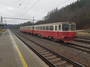 Záložní vozy pro Leo Express. Foto: Jan Sůra
