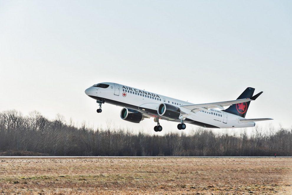 A220-300 společnosti Air Canada. Foto: Airbus