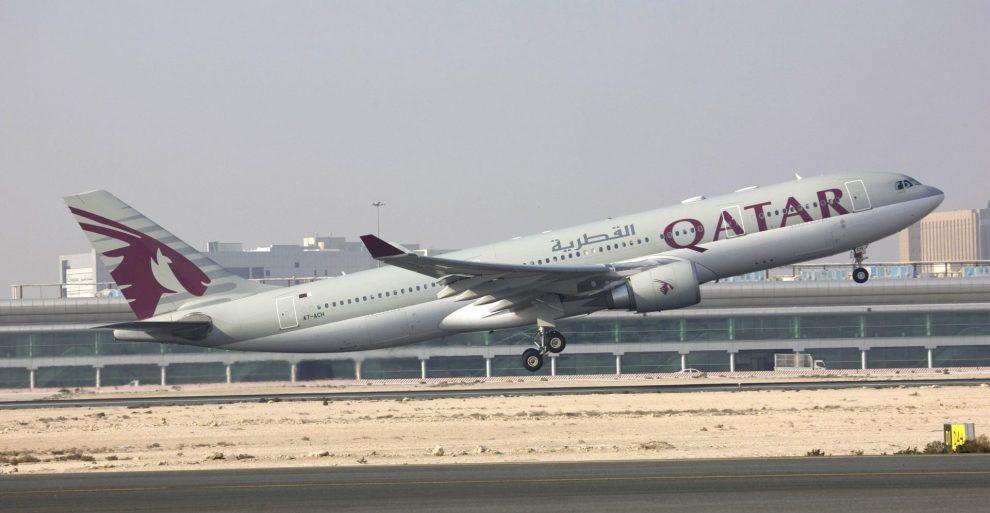 Airbus A330-200 společnosti Qatar Airways. Foto: Qatar Airways