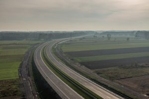 Rychlostní silnice S5. Pramen: Budimex/Nový úsek rychlostní silnice S5. Pramen: GENERALNA DYREKCJA DRÓG KRAJOWYCH I AUTOSTRAD
