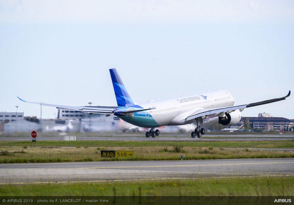 A330-900 společnosti Garuda Indonesia. Foto: Airbus
