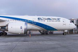 Boeing 787-9 El Al v Praze. Foto: Lukáš Novák