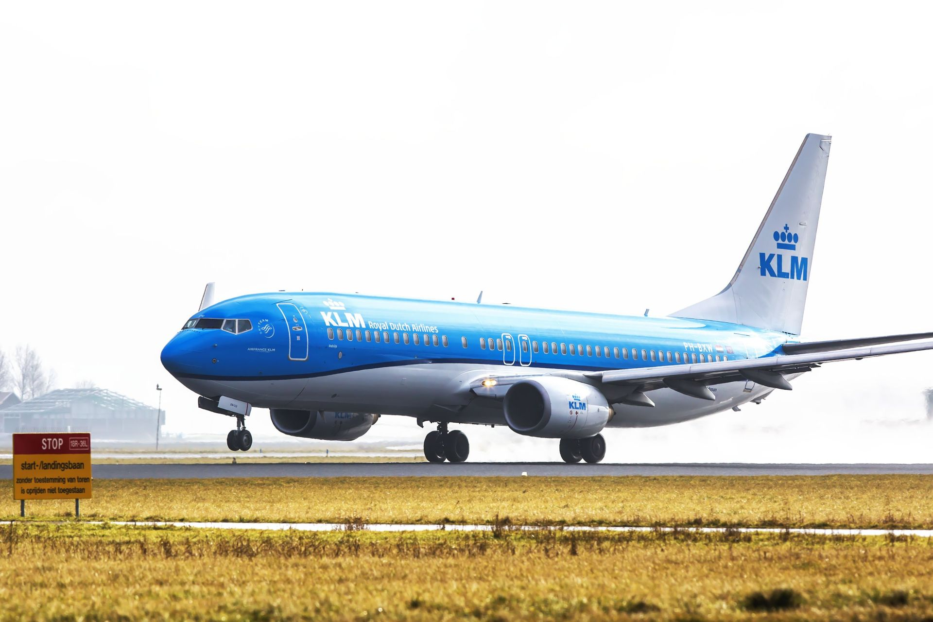 Boeing 737-800 společnosti KLM. Foto: KLM