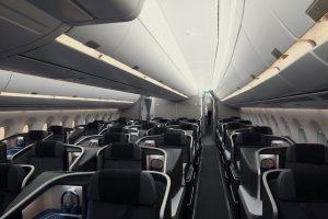 Třída SAS Business v A350-900. Foto: SAS