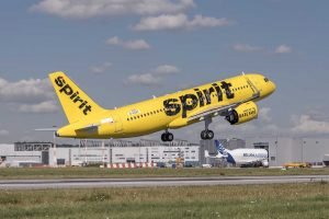 A320neo v barvách Spirit Airlines. Foto: Airbus
