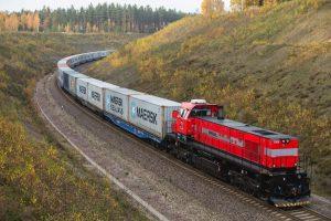 Lokomotivy řady C-30M vznikly komplexní modernizací původních amerických lokomotiv od General Electric. Finální montáž probíhá v Tapě. Foto: CZ LOKO