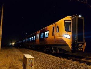 Nová dieselová jednotka CAF pro Birmingham. Pramen: West Midlands Trains