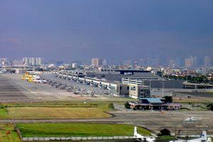Letiště v Manile. Foto: Wikimedia Commons