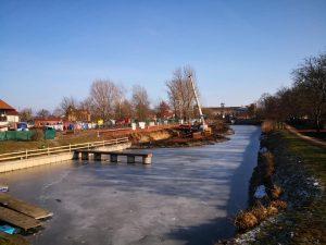 Modernizace přístavu Veselí nad Moravou: Pramen: ŘVC