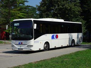 Autobus Irisbus Arway společnosti SAD Zvolen. Foto: ŠJů / Wikimedia Commons