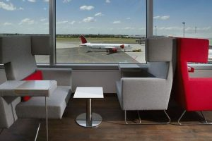 Mastercard Lounge v Praze. Foto: Mastercard