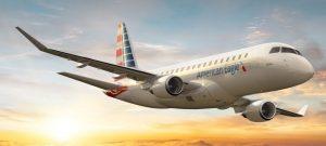 Embraer E175 pro SkyWest v barvách American Eagle. Foto: American Airlines