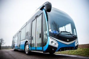 Autobus SOR NS12. Foto: SOR Libchavy