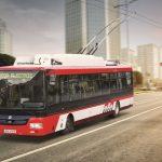 Trolejbus Škoda 30Tr. Pramen: Škoda Electric