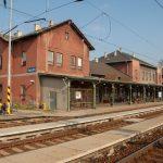 Železniční stanice Kojetín. Foto: MIGORMCZ – Vlastní dílo, CC BY-SA 4.0, https://commons.wikimedia.org/w/index.php?curid=75158781