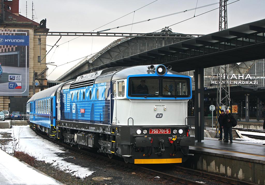 Lokomotiva 750.7. Autor: Bc. Fiip Španihel – Vlastní dílo, CC BY-SA 3.0, https://commons.wikimedia.org/w/index.php?curid=16052786