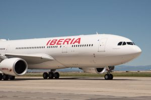 Airbus A330-200 společnosti Iberia. Foto: Iberia