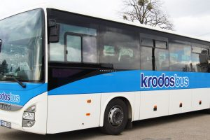Autobus Iveco Crossway společnosti Krodos Bus. Foto: Krodos Bus