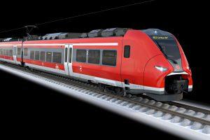 Jednotka Siemens Mireo pro Deutsche Bahn