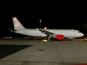Airbus A320 registrace OK-HEU. Foto: Centaureax