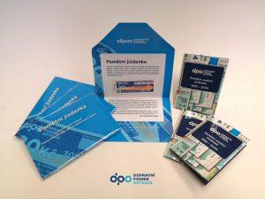 Pamětní jízdenky, které DPO vydal u příležitosti konce papírových jízdenek. Foto: DPO