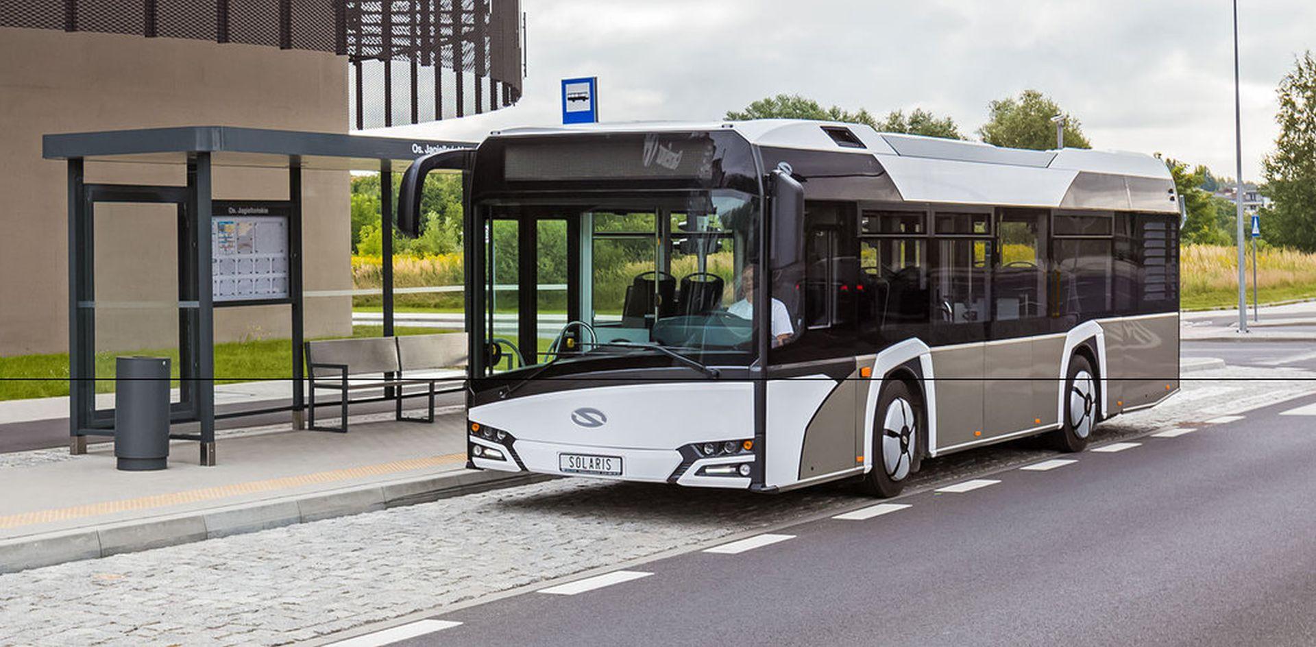 Midibus Solaris Urbino 10,5. Foto: Solaris