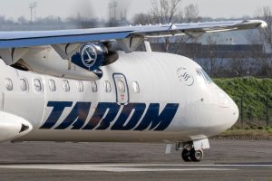 Předání prvního ATR 72-600 pro Tarom. Foto: ATR