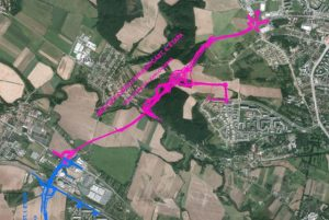 Trasa Západního okruhu Plzně - 2. etapa Křimická – Karlovarská. Foto: Plzen.eu