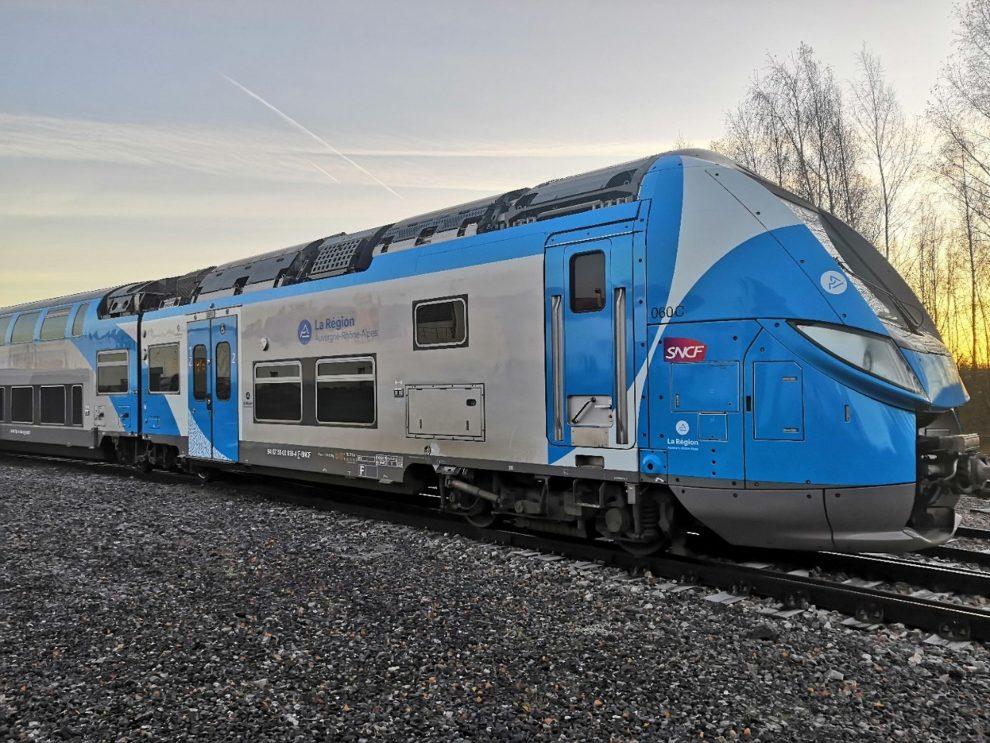 Jednotky Regio2N pro SNCF. Foto: Bombardier