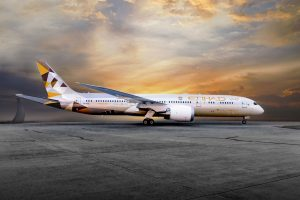Boeing 787-9 společnosti Etihad Airways. Foto: Etihad