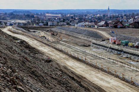 Zvěrotický tunel bude dlouhý téměř 400 metrů. Pramen: Správa železnic