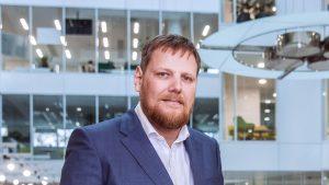 Michal Jurka, prezident Skansky pro střední Evropu