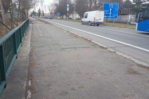 Hradecká ulice ve Vysokém Mýtě. Foto: Městský úřad Vysoké Mýto
