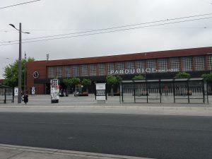 Hlavní nádraží Pardubice. Autor: Zdopravy.cz/Jan Šindelář